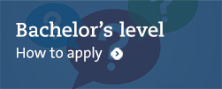 How to apply bachelor's level
