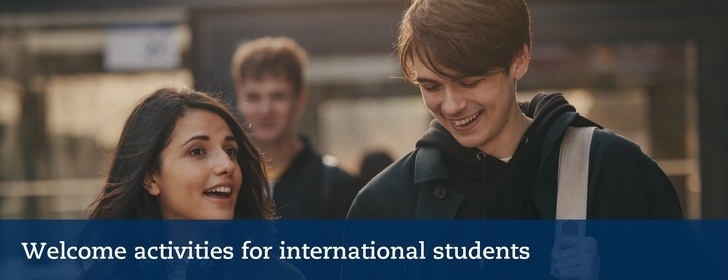 New international students