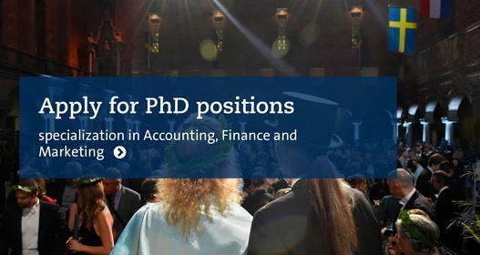 Apply for PhD positions